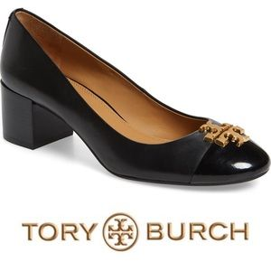 Tory Burch Shoes - Tory Burch • Everly Cap Toe Pumps • NIB